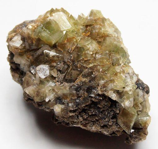 Augelite Crystals from Rapid Creek, Dawson Mining District
