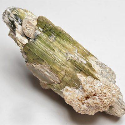 Tourmaline and Ampibole - Pseudomorph from the Urubu Mine