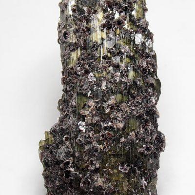 Tourmaline with Lepidolite from Minas Gerais