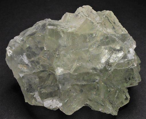 Fluorite - Green Glass Like Crystals - Xianghuapu Mine, Hunan