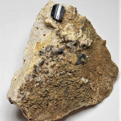 Anatase from Zard Mountain - Alpine Type to 8 mm