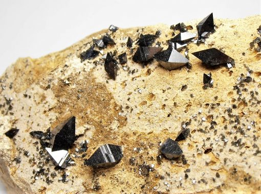 Anatase - Dozens of Crystals from the Kharan District