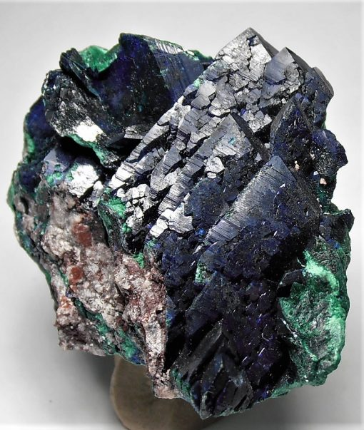 Azurite - Three Inch Specimen from the Milpillas Mine