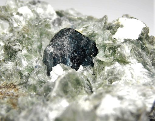 Dravite - Blue Variety from the Kokcha Valley