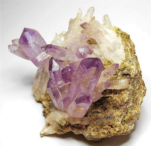 Amethyst - Outstanding Crystal Clusters - Veracruz