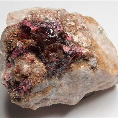 Roselite - large Crystals from Aghbar, Tazenakht