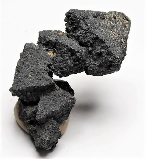 Acanthite - Attractive Crystal Formation from the Imiter Mine