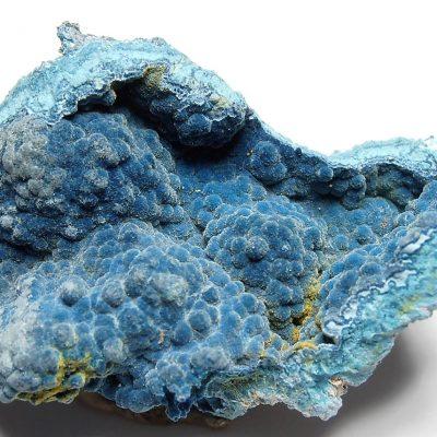 Shattuckite - Velvet Crystals from the Kaokoveld Plateau
