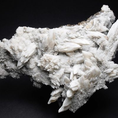 Calcites - Complex Crystals from the Denton Mine, Illinois