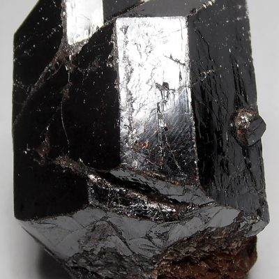 Rutile -2 Inch Double Term Twinned Crystal - Graves Mountain