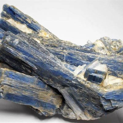 Kyanite Crystal Cluster from Minas Gerais - Aesthetix Display