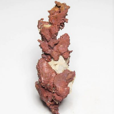 Copper - Branching Crystal Formation from the Chino Mine, Santa Rita