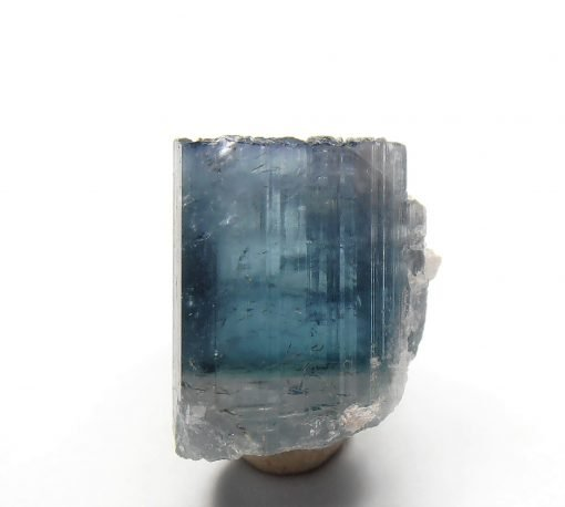 Indicolite Tourmaline Crystal - Stewart Mine, California