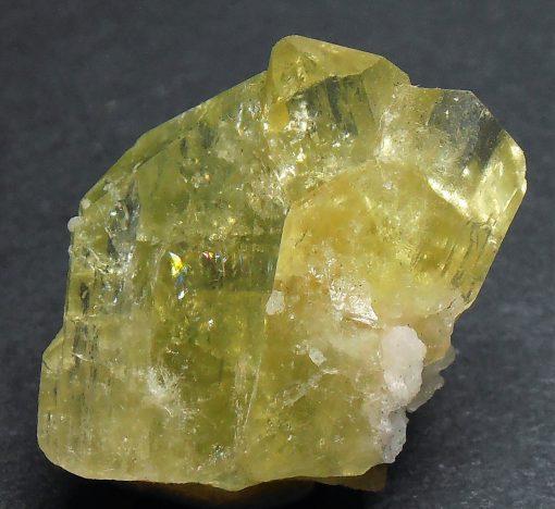Brazilianite - Gemmy Crystals from the Telirio Claim, Linopolis