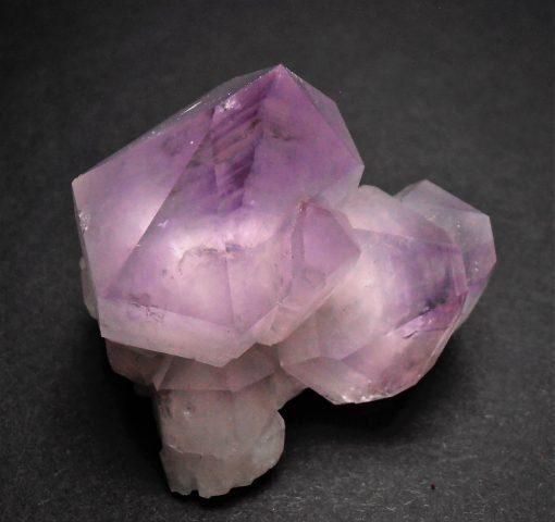 Amethyst - Phanthom filled Crystal - Diamond Hill Mine