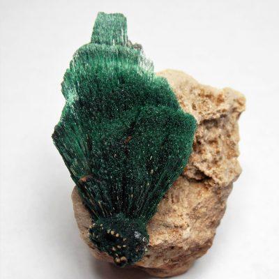 Malachite - Chatoyant Crystal Fans from Kerrochene
