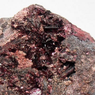 Erythrite - Crystals from the Bou Azzer District