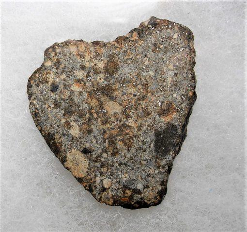 Meteorite - Chondrite - 5.83 Gram - NWA 869 - Slice
