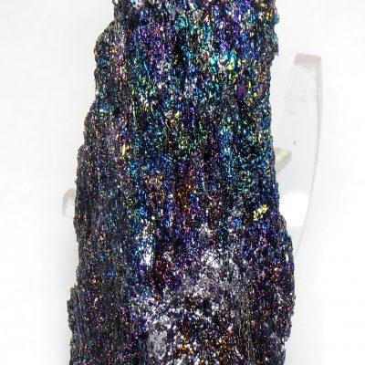 Silicon Carbide Crystals - Brilliant Rainbow Iridescence
