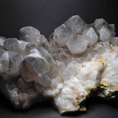 Smokey Quartz Crystal Plate - Diamond Hill Mine