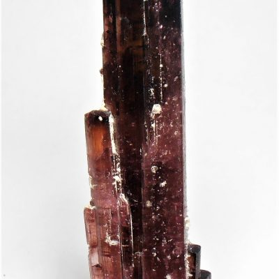 Tourmaline - Deep Red Rubellite Crystal from Pech Valley