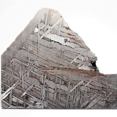 Meteorite - Muonionalusta Meteorite Slice - 60 mm
