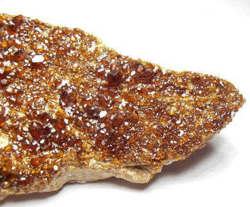 Spessartine Garnets - Gemmy Crystals from Las Vegas