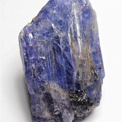 Tanzanite - 1 3/4 inch Crystalline Vein Section, Merelani Hills