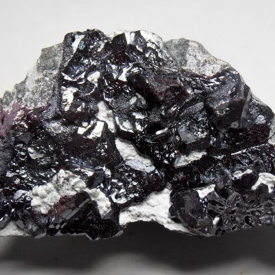 Cuprite - Hoppered Crystals from the Milpillas Mine, Cuitaca