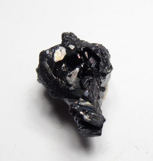 Pyrargyrite - DT Hoppered Crystal from the Bote Mine