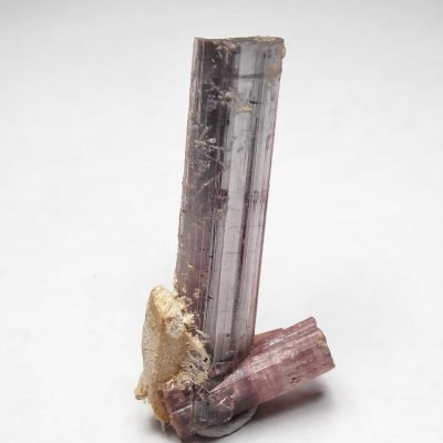 Elbaite with Hydroxylherderite - Golganda Pegmatite Field