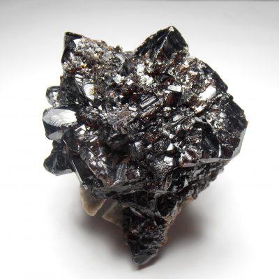 Sphalerite Crystal Rosette from the Elmwood Mine