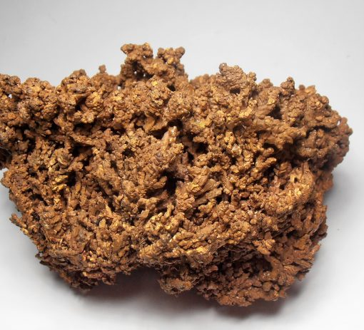 Copper - 4 3/4 Inch Crystal Formation from Bisbee, Arizona
