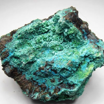 Cuproaustinite from the Gold Hill Mine, Tooele County, Utah
