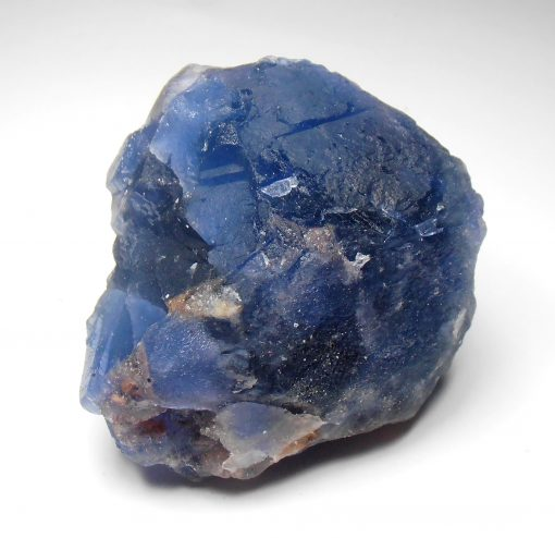 """Fluorite - """"Bingham Blue"""" Natural Blue Fluorite from New Mexico"""