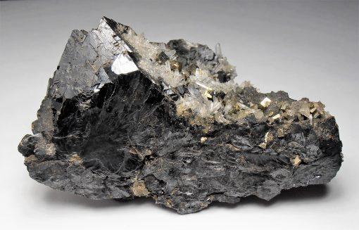 Sphalerite from the Buick Mine, Iron County, Missouri