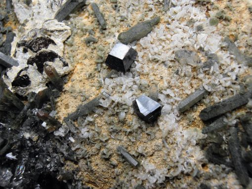 Anatase - Large Crystals from the Kharan District, Balouchistan