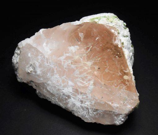 Beryl variety Morganite - 70 mm Crystal from the Skardu Area