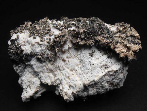 Silver Crystals from the Balcoll Mine, Tarragona, Catalonia